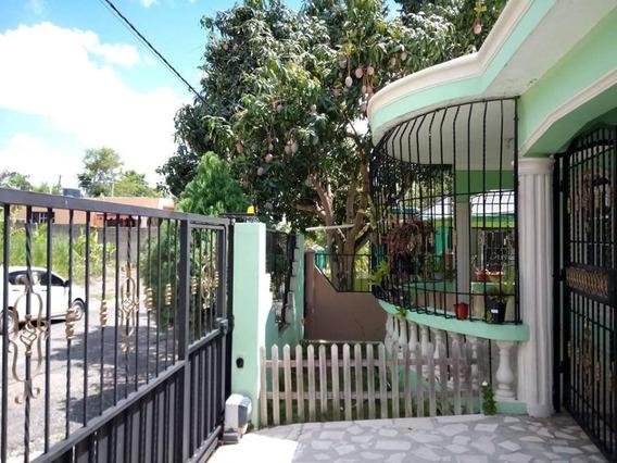 Alquilo Casa En El Resi Alta Vista Km 14 Autopista Duarte