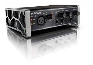 Interface De Audio Us-1x2 De Tascam