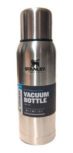 Termos Stanley Adventure 1lt En Blanco - Tapon Cebador