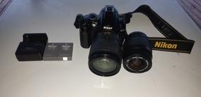 Kit Nikon D5000 Câmera
