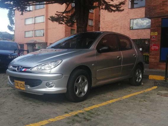 Peugeot 206 Midnight 1.6 Xt Premium 2008