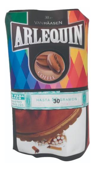 Tabaco P/armar Arlequin Van Haäsen 30grs -todos Los Sabores-
