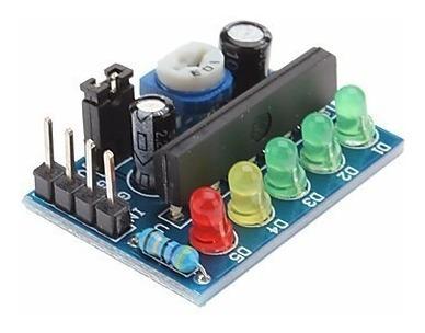 Modulo Indicador De Nivel De Bateria Ou Audio Ka2284