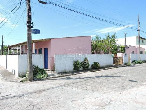 Casa Com 5 Dormitórios À Venda, 161 M² - Tapera - Florianópolis/sc - Ca2907
