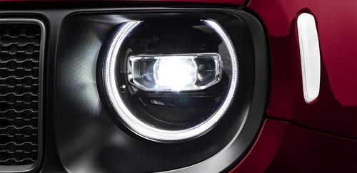 Jeep Renegade 1.8 Longitude At6 Cuero Zenon 4x2 2021 #13