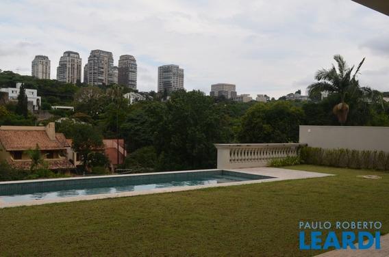 Casa Assobradada - Cidade Jardim - Sp - 529452