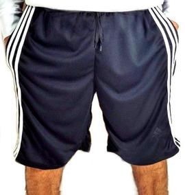 Kit 10 Bermuda Poliéster Unissex 17 Cores Futebol / Treino
