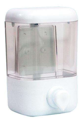 Dispensador Jabon Liquido Gel Antibacterial Alcohol 500ml