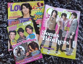 Revistas Jonas Brothers