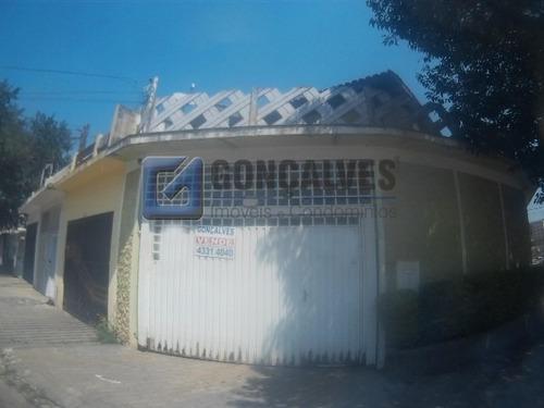 Venda Sobrado Sao Bernardo Do Campo Jardim Orlandina Ref: 13 - 1033-1-133610