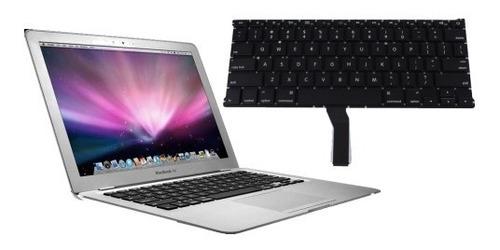 Teclado Macbook Air 13 Mod A1466 A1369 Backlight