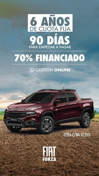 Fiat Toro Ranch 2.0 At9 4x4 Oferta My20 #yomequedoencasa