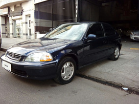Honda Civic 1.6 Ex Coupe Impecable