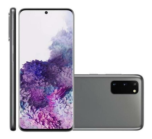 Samsung Galaxy S20, 6.2 , 128gb, Câmera Tripla - Cosmic Gray