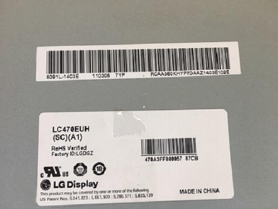 Tela Display Lc470euh (sc) (a1) - Retira No Local Vinhedo-sp