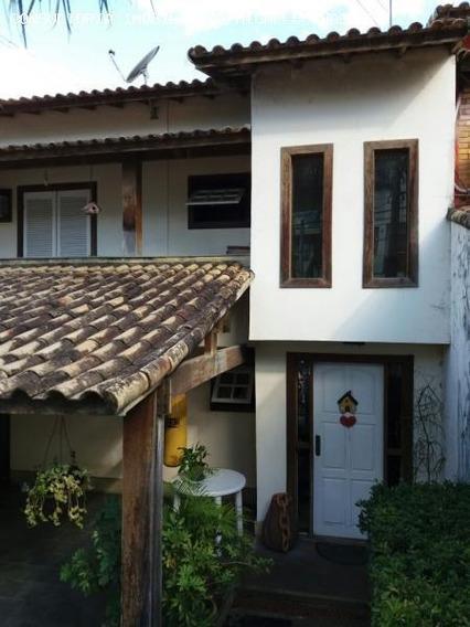 Casa Para Venda Em Niterói, Mata Paca, 2 Dormitórios, 1 Suíte, 4 Banheiros, 2 Vagas - Cs-309