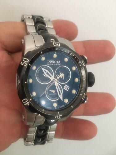 Relógio Invicta Reserve Venom Mod 10572
