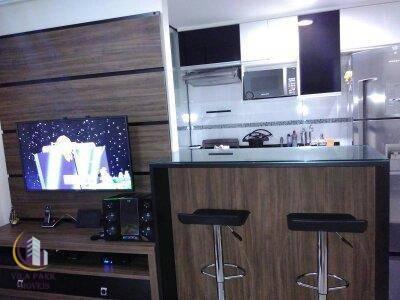 Apartamento 2 Dormitórios À Venda, Bussocaba, Osasco. - Ap0255