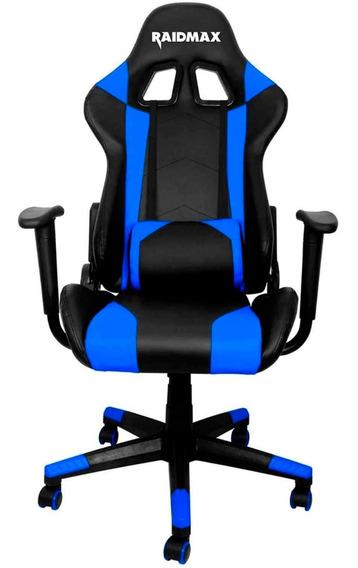 Silla Gamer Raidmax Drakon Gaming Reclinable Dk702 Colores