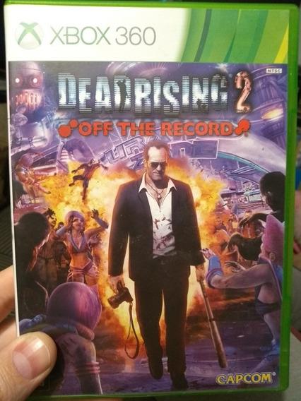 Dead Rising 2 Off The Record Xbox 360 Mídia Fisica