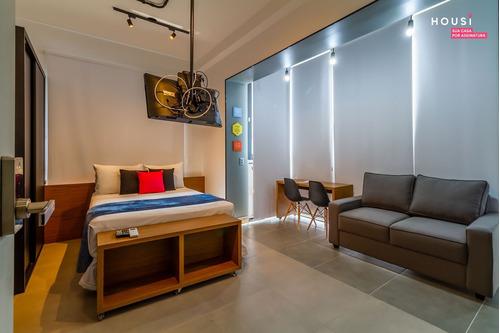 Imagem 1 de 15 de Apartamento - Vila Olimpia - Ref: 758 - L-758