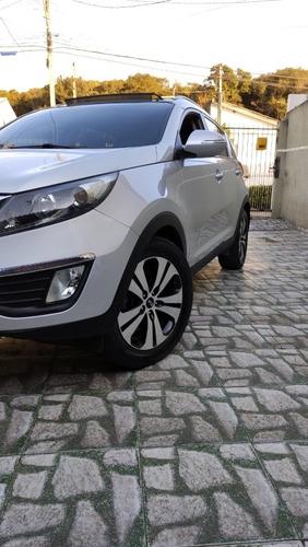 Imagem 1 de 12 de Kia Sportage 2012 2.0 Ex 4x2 Flex Aut. 5p