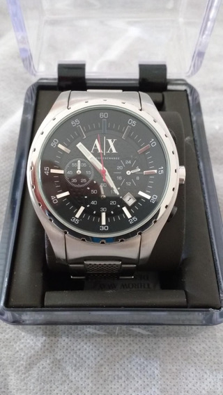 Relogio Armani Exchange Mod. Ax 1057 Original A Quartz Unico