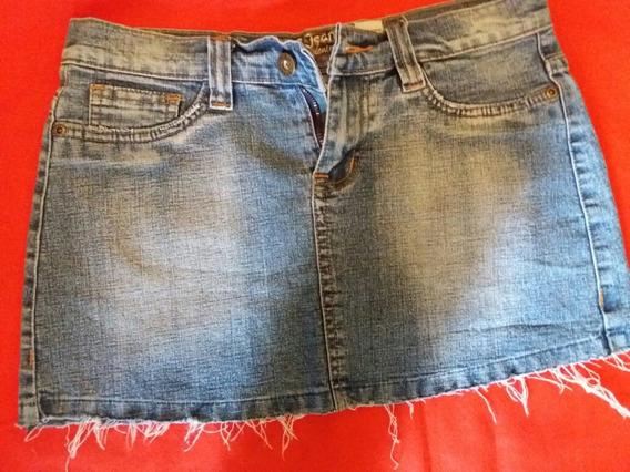 Mini En Jeans Talle M