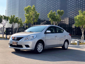 Nissan Versa 1.6 Sense Mt 2014