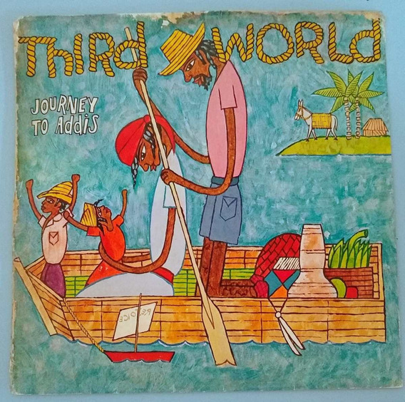 Lp Third World Journey To Addis 1978