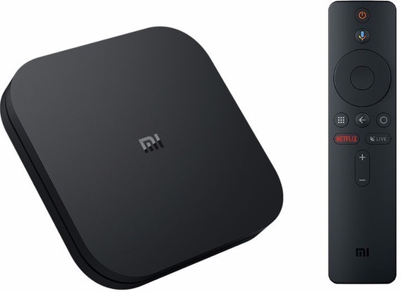 Mi Box S Tv Xiaomi 4k Ultra Hd - Original - Envio Imediato