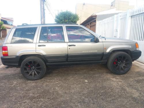 Jeep Grand Cherokee Laredo Oportunidade!!!!