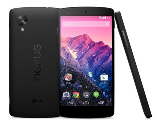 Google Lg Nexus 5 Desbloqueado Libre Wifi 16gb D820 Negro