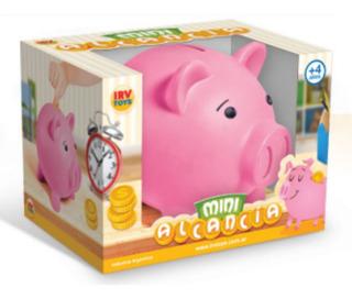Chancho Alcancia Irrompible Irv Toys 14000