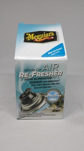 Imagen 1 de 2 de Meguiars Air Refresher New Car 57grs - Highgloss Rosario