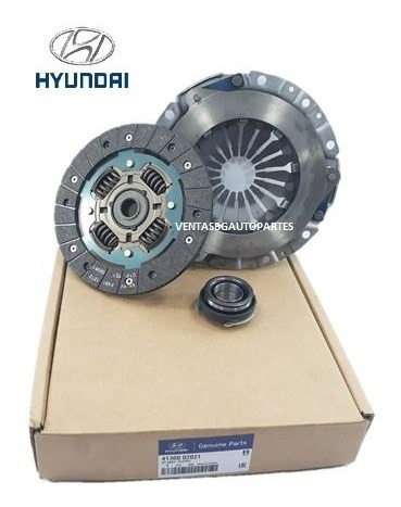 Kit Clutch Crochet  Kia Picanto 2005 2006 2007 Hyundai