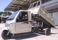 Vendo Trimovil De Carga Con Cabina Timon De Auto Motor 300