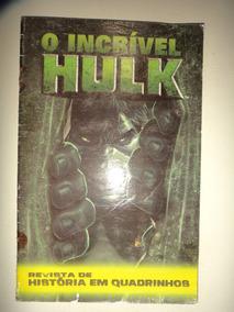 Incrivel Hulk Revista De Historias Em Quadrinhos 1 On Line