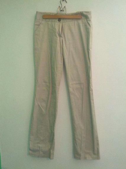 Pantalón Uma+ Camisa Plisada Materia