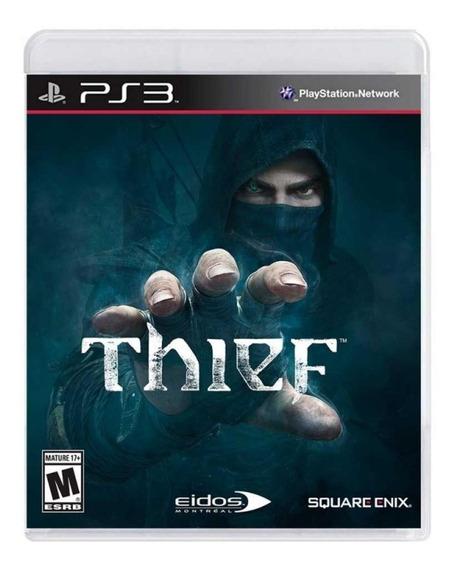 Jogo Thief Ps3 Novo E Lacrado