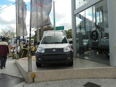 Fiat Fiorino 1.4 Pack Top C/sensor De Estacionamiento 0km