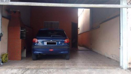 Casa Com 2 Dormitórios À Venda, 88 M² Por R$ 280.000,00 - Jardim Morada Do Sol - Indaiatuba/sp - Ca10448