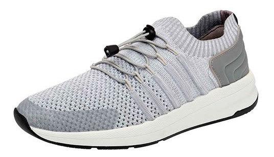Sneaker Urban Hombre Dtt71739 Agujeta Elastica Textil