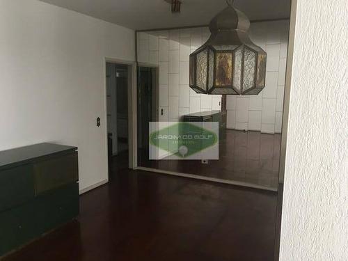Apartamento Com 3 Dormitórios À Venda, 114 M² Por R$ 790.000,00 - Chácara Santo Antônio - São Paulo/sp - Ap1986