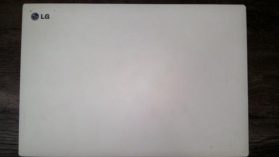 Carcaça Completa Notebook LG Lg15u53 15u530 Moldura Quebrada