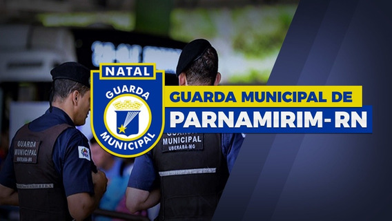 Apostila Digital Guarda Municipal Parnamirim