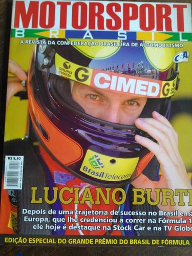 Revista Motorsport Outubro/novembro 2007 Gp Brasil F1