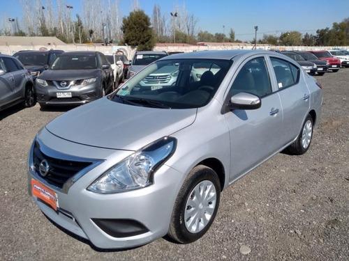 Nissan Versa  Sense Mt 2019