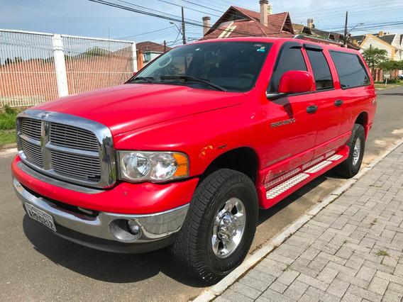 Dodge Ram 2500 Slt Tropivan