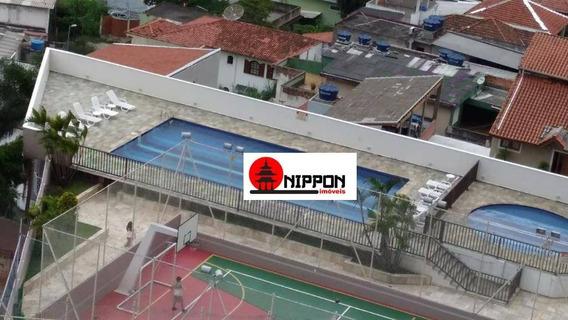 Apartamento Com 3 Dormitórios À Venda, 68 M² Por R$ 350.000 - Vila Pedro Moreira - Guarulhos/sp - Ap1218